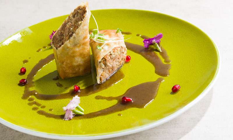 Epicure Restaurant | Chef Coco