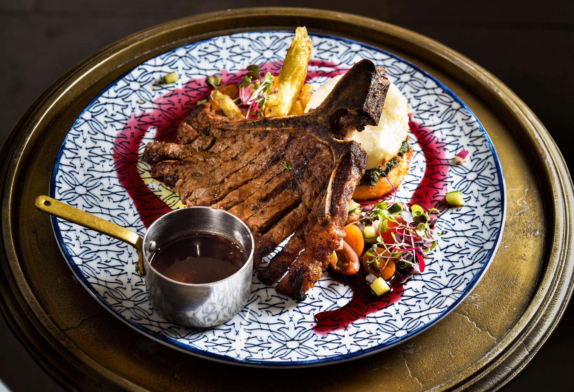 Epicure Restaurant Food