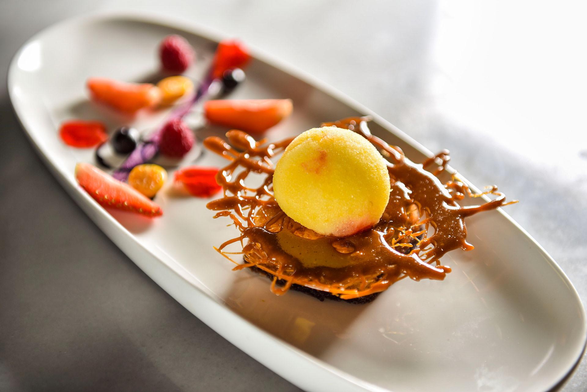Epicure Restaurant Dish